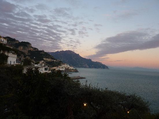 Santa Caterina Hotel : view from the room