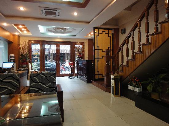 Opera Hotel Hanoi: ロビー
