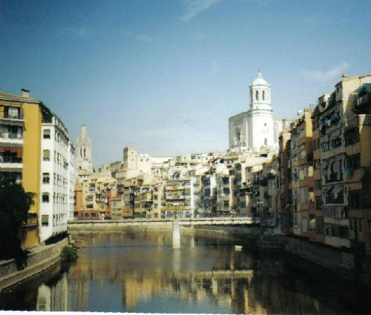 Anyar Channel Girona Spain