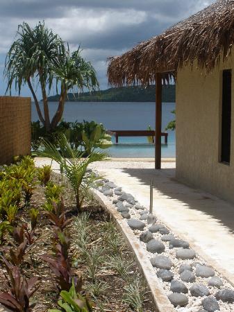 The Havannah, Vanuatu: Home....I wish!