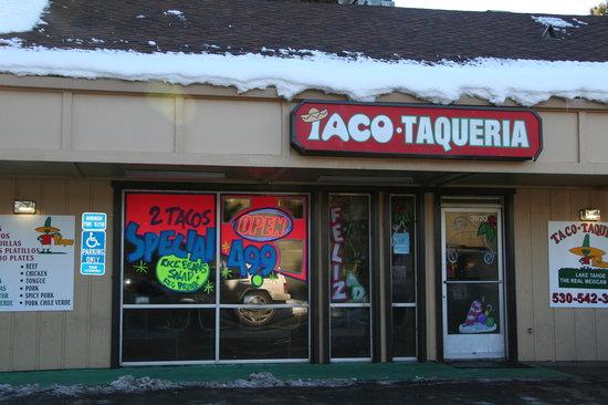 Taco Taqueria