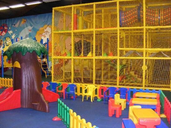 Остдуинкерке, Бельгия: parc enfant