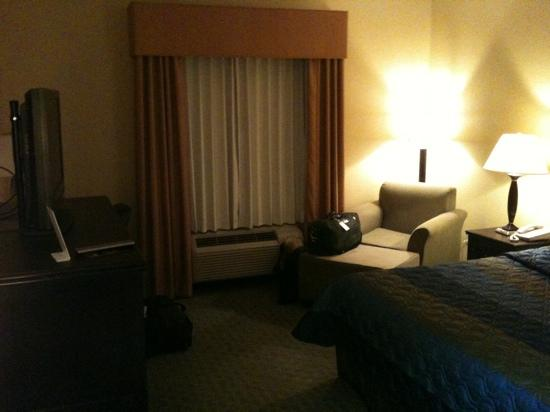 Ambassador Inn&Suites Tuscaloosa: exactly like it was pictured on the website!