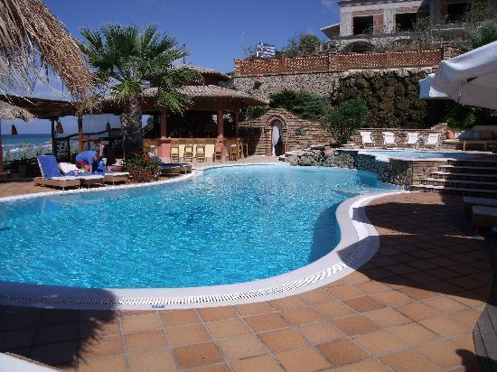Delfino Blu Boutique Hotel: Pool