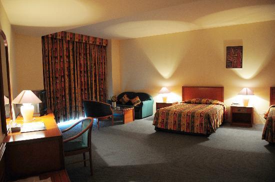 Hamdan Plaza: Twin Room