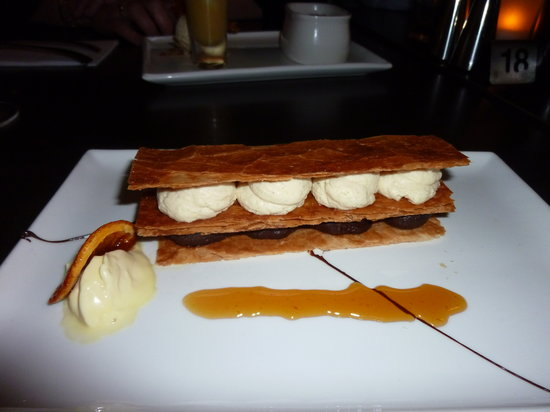 Lime 303 Restaurant : An awesome & delicious dessert