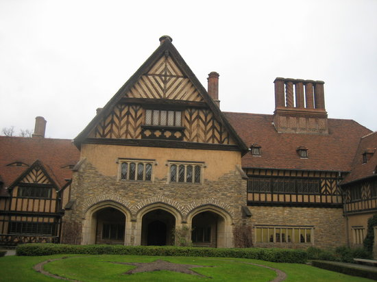 Schloss Cecilienhof : ポツダム会談が行われた宮殿