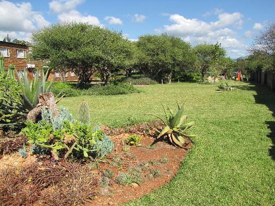 The Park Hotel, Mokopane : garden