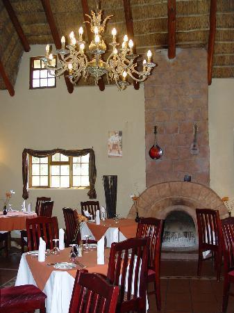 Mandolino Lodge & Restaurant: Mandolino Restaurant