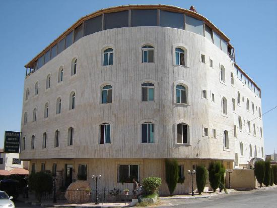Mariam Hotel. Madaba. Jordania.