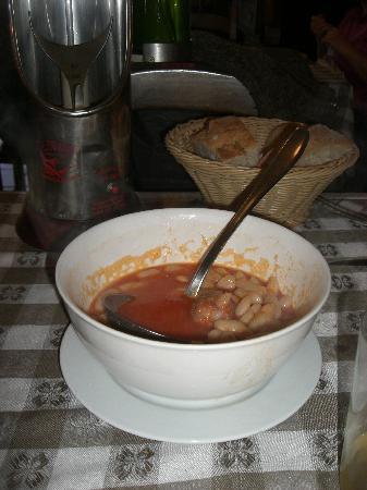 La Chabola: fabada asturiana