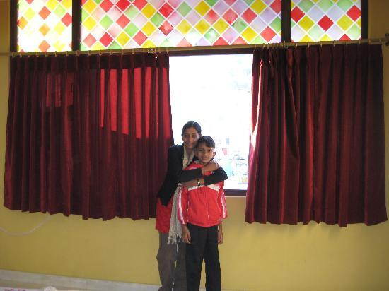 Ganpati Guest house: our room