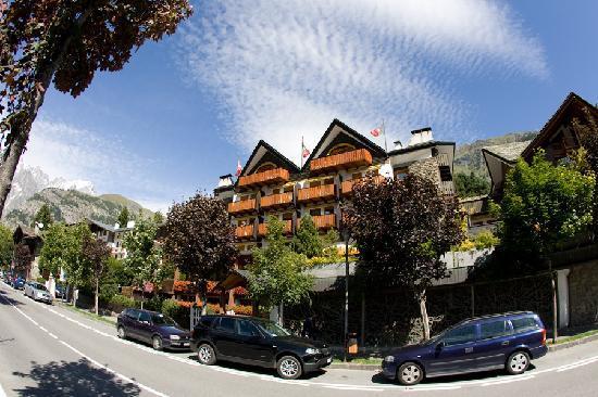 Hotel Pavillon: esterno