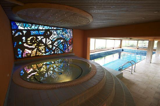 Hotel Pavillon: piscina e idromassaggio