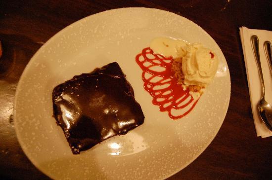 Dakota: la torta al cioccolato