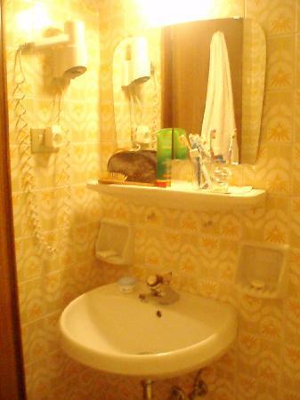 Hotel Reichegger: il bagno