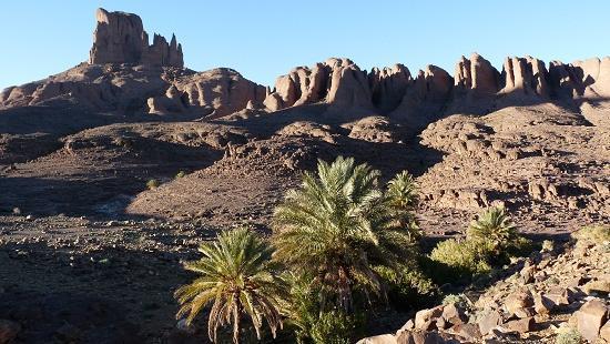 Nkob, Maroc : Am Babn Ali bei N´kob
