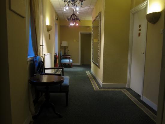 Hotel Johannes Vermeer: Interior