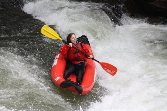 Nantahala Rafting with Adventurous Fast Rivers - Tours : The Last Rapid