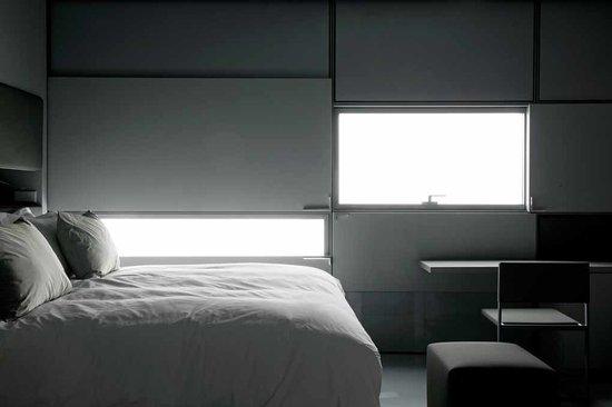 Sofitel Vienna Stephansdom: Luxury Room (grey)