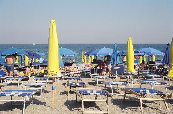 Mascali, Italy: Il lido Atlantis