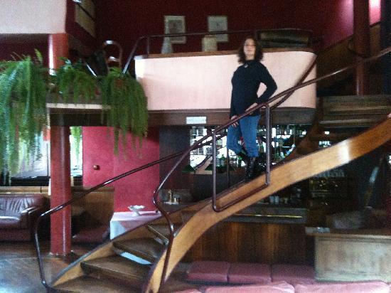 Hotel Gattapone: SCALA D'AUTORE
