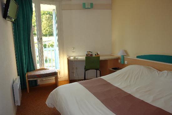 Ara Hôtel : Chambre double brit Hotel Mescoat