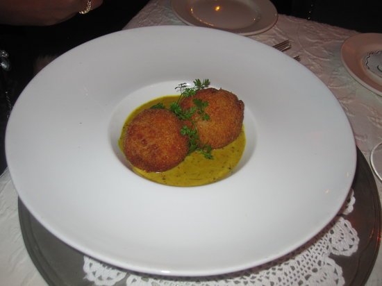 Restaurant Julen: Tuna Balls