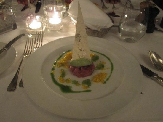 Alden Restaurant : Tuna Tartare