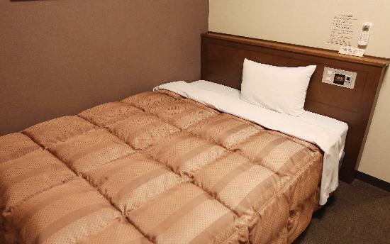 UNIZO INN Hiroshima: ベッド