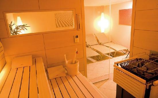 Maiers Wellnesshotel Loipersdorf: Sauna
