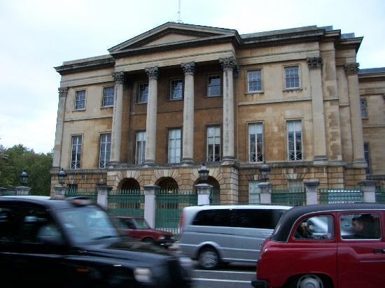 Apsley House at Hyde Park Corner