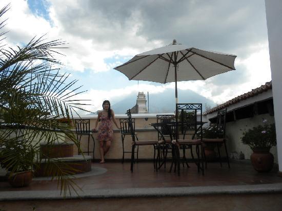 D'Leyenda Hotel: breakfast