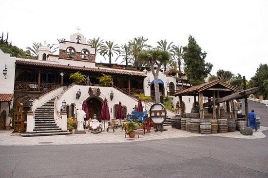 Лос-Реалехос, Испания: Restaurante El Monasterio - Los Realejos - Tenerife