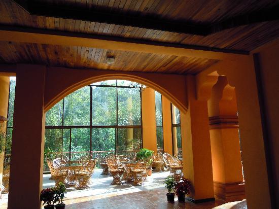 Hotel San Bada : Pasillos en tercer piso
