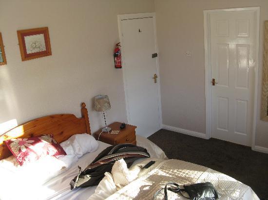 Abercrave Inn: Room