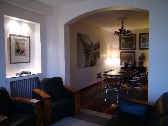 Castel Morin: Intérieur