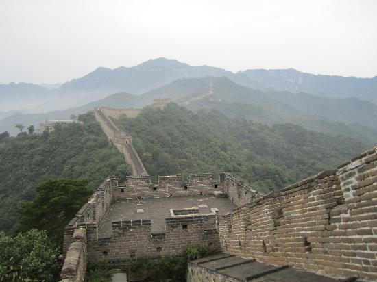 Shatan Hotel: Mutinyu Great Wall