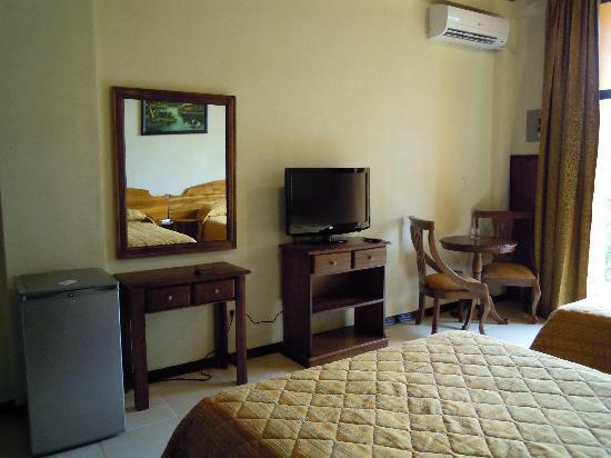 Hotel San Bada : Una de las habitaciones