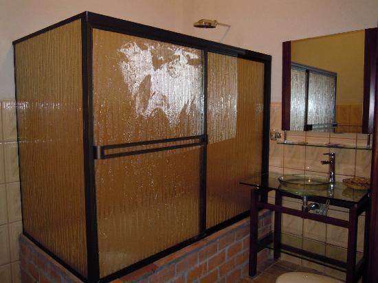 Hotel San Bada : Un baño