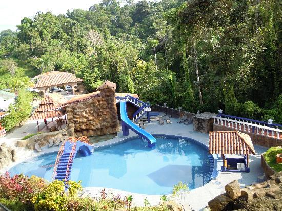 Hotel San Bada : Una de las piscinas