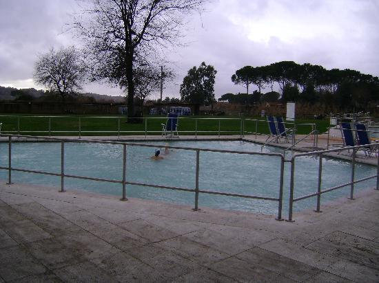 Grosseto, Italia: Saturnia Dicembre 2010