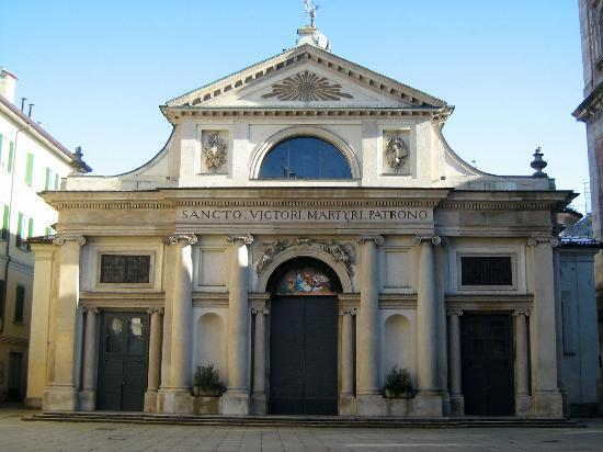 Varese, Italy: Varse, San Vittore