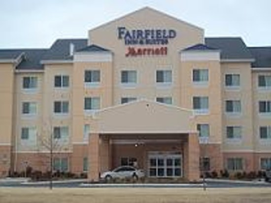 Fairfield Inn & Suites Bartlesville: Staying is Believing!