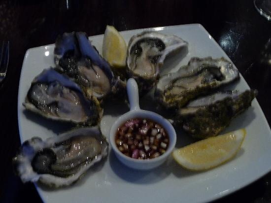 The Wharf - Restaurant & Bar : Everyone a gem....