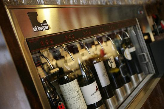 Bodega El Lagar: Primer Winebar de San Sebastian
