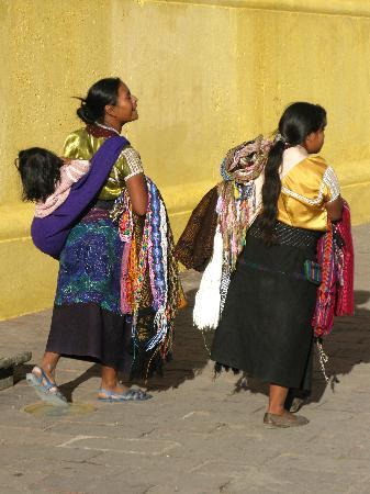 San Cristobal de las Casas, Meksyk: les indiens