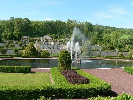 Felicita Golf Resort and Spa: A view of our Fountains!