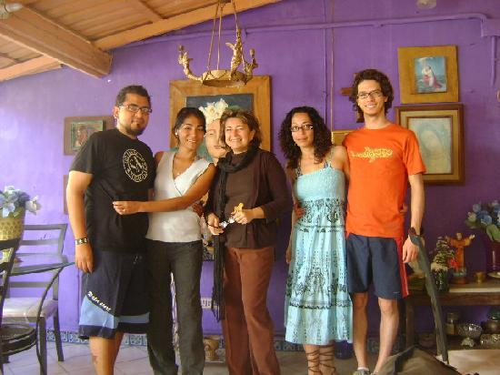 El Jardin Bed and Breakfast: con Elsy, la propietaria