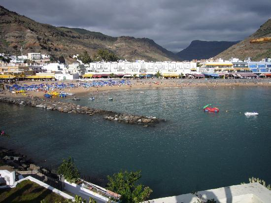 Puerto de Mogan, Spain: Later the same day.